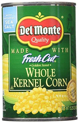 Del Monte Whole Kernel Corn 15.25 oz