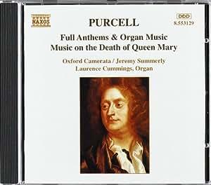 Full Anthems & Organ Music