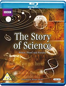 The Story Of Science: Power, Proof and Passion [Blu-ray] [Region Free]