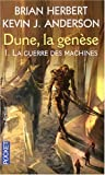Dune, la gense, Tome 1 : La guerre des machines