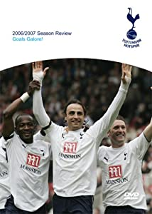 Tottenham Hotspur FC - 2006/2007 Season Review [DVD] by Ilc Sport