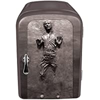 World Premier Star Wars Han Solo 4-Liter Mini Fridge