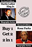 Celebrity Biographies - The Amazing Life Of Martin Luther King Jr. and Rosa Parks - Biography Series
