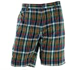 Ralph Lauren Plain Front Plaid Shorts