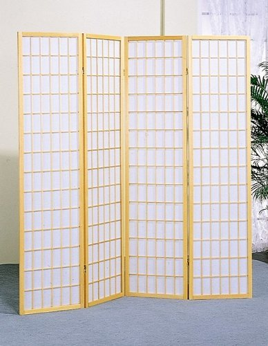 Why Should You Buy 4 panel natural room divider shoji screen