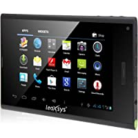 "Leoxsys 7"" Inch Android Tablet PC 7.2Mpbs 3G/2G SIM Calling + 1GB DDR3 RAM + 8GB Storage + Bluetooth & A-GPS support..."