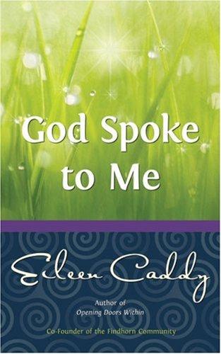 God Spoke to Me090585330X