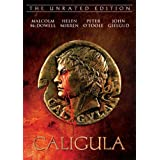 Caligula: The Unrated Editionby Malcolm McDowell