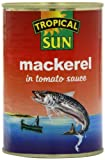 Tropical Sun Mackerel in Tomato Sauce 400g (pack of 6)