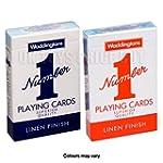 2 New Decks of Waddington No1 Classic...