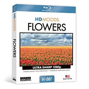 HD MOODS: FLOWERS - Format: [Blu-Ray Movie]