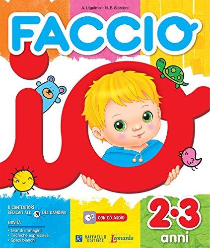 Libro faccio io per la scuola materna di m elisabetta - Libri di scuola materna stampabili gratuitamente ...