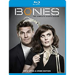 Bones: The Complete Eighth Season [Blu-ray]