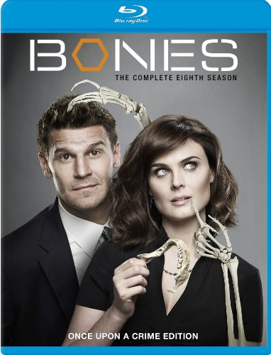 Blu-ray : Bones: Season 8 (Boxed Set, Digital Theater System, AC-3, Widescreen, )