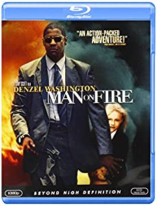 NEW Man On Fire - Man On Fire (Blu-ray)