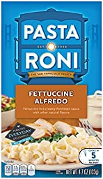 Pasta Roni Fettuccine Alfredo Mix (Pack of 12 Boxes)