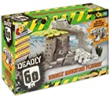 Character Building Deadly 60 Mini Playset - Deadly Mountain