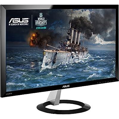 23 VX238H D-Sub+DVI+HDMILED black Full
