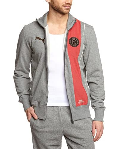 Puma Trainingsjacke Fortuna Düsseldorf Archives grau
