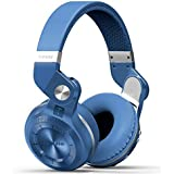 Bluedio Bluedio 195° Rotary Folding T2+ Bluetooth V4.1 Wireless Stereo Headsets With Microphone Support SD/ FM Radio (Blue)