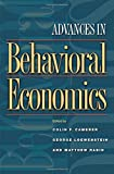 Advances in Behavioral Economics (Roundtable Series in Behavioral Economics)