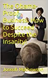 img - for The Obama-Proof Business: How to Succeed Despite the Insanity! book / textbook / text book