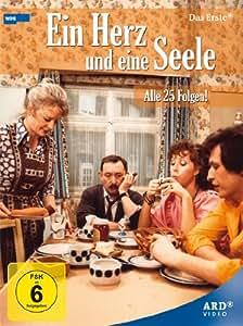 Ein Herz und eine Seele - Alle 25 Folgen! (8 DVDs)