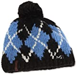 Snow Dream Women's Bobble Beanie Hat black Noir/Bleu Size:Taille Unique