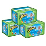 Huggies Little Swimmers Size 3-4, 3 x 12 Nappies