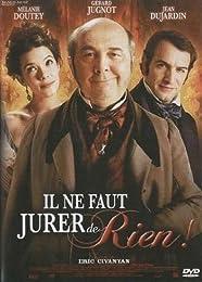 Il Ne Faut Jurer De Rien - Edition Belge