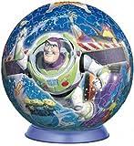 3D球体パズル 240ピース バズ&ウッディー 2024-210