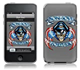 Music Skins iPod Touch 8GB (第2世代) / 32GB 64GB (第3世代) 用フィルム  Bon Jovi - Forever  iPod Touch 8GB (第2世代) / 32GB 64GB (第3世代)   MSRKIPT20213