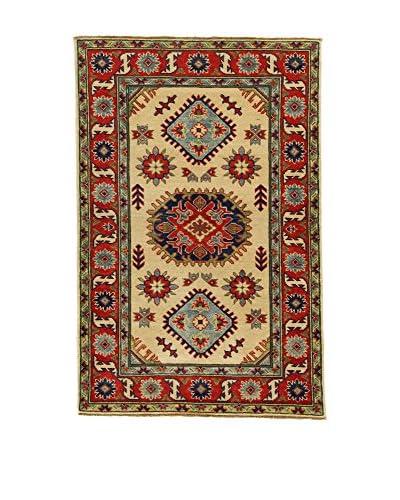L'Eden del Tappeto Alfombra Uzebekistan Super Multicolor 95 x 147 cm