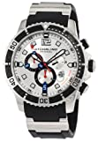 Swiss Watches:Stuhrling Original Men's 271A.33162 Watersport Collection Regatta Meridian Chronograph Swiss Quartz Watch