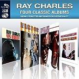 echange, troc Ray Charles - 4 Classic Albums
