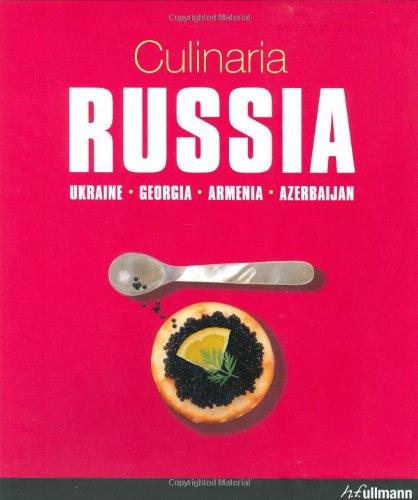 Culinaria Russia: Ukraine-georgia-armenia-azerbaijan (Cooking)