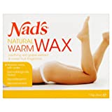 Nad's Natural Warm Wax 170g