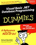 img - for Visual Basic.NET Database Programming For Dummies book / textbook / text book