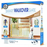 Four Paws Walk Over Wooden Dog Gate, 30-44