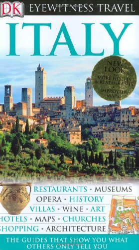 Image for Italy (Eyewitness Travel Guides)