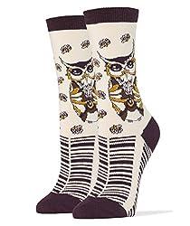 Love Dove Women's Crew Socks (white)