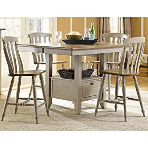 Al Fresco Counter Height Dining Room Set Table Chair Sets