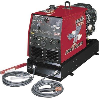 Portable Generator: Lincoln Electric K2343-2 Eagle 10,000