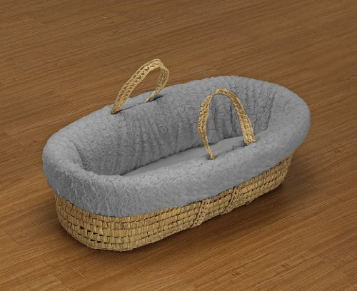 how to make doll moses baskets