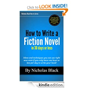 how to write a book in 30 days pdf995