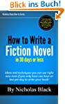 How to Write a Fiction Novel in 30 Da...