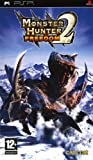 echange, troc Monster Hunter Freedom 2