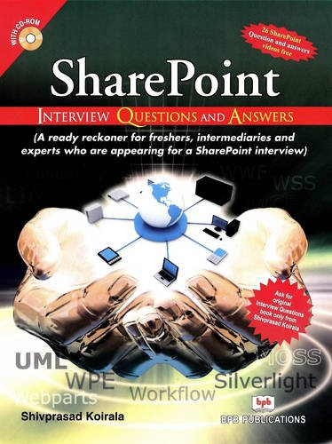Share Point: Interview Questions and Answers