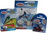 Thomas The Tank Engine 3 Piece Art Colouring Gift Set And Stickers