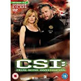 CSI: Crime Scene Investigation - Las Vegas - Season 6 Part 2 [DVD] [2001]by CSI: Crime Scene...